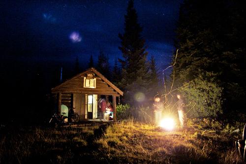 Cabin - Waldy Lookout, Idaho