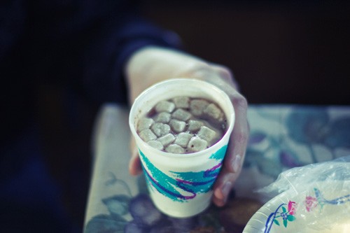 Hot Cocoa - Waldy Lookout, Idaho