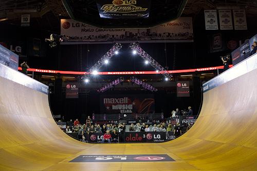 LG Action Sports Tour Championships